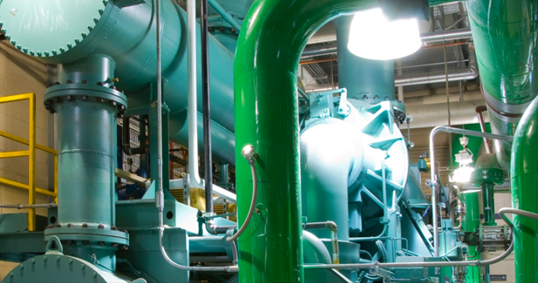 Steam Boilers: Operation, Maintenance & Control Systems
